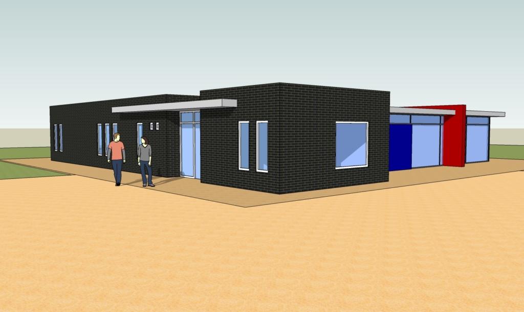 21011 3D woonhuis Loenen 2